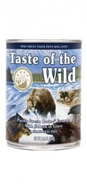 Taste of the Wild Pacific Stream Canine z łososiem 6 x 390 g
