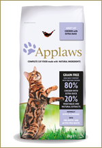 Applaws  Cat Adult Chicken and Duck 2 kg