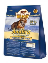 Wildcat Andhra - ryby + bataty  3 kg