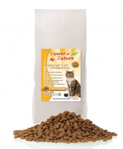 POWER OF NATURE Natural Cat FEES FAVORITE (kurczak) 7,5 kg