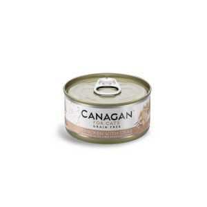 Canagan Cat Can - Chicken with Crab 6 x 75 g