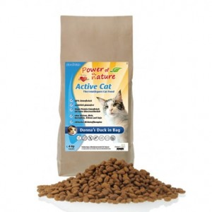 Power of Nature Active Cat Donna's Duck Kaczka 6 kg