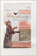 Applaws  Cat Adult  Chicken and Salmon 2 kg